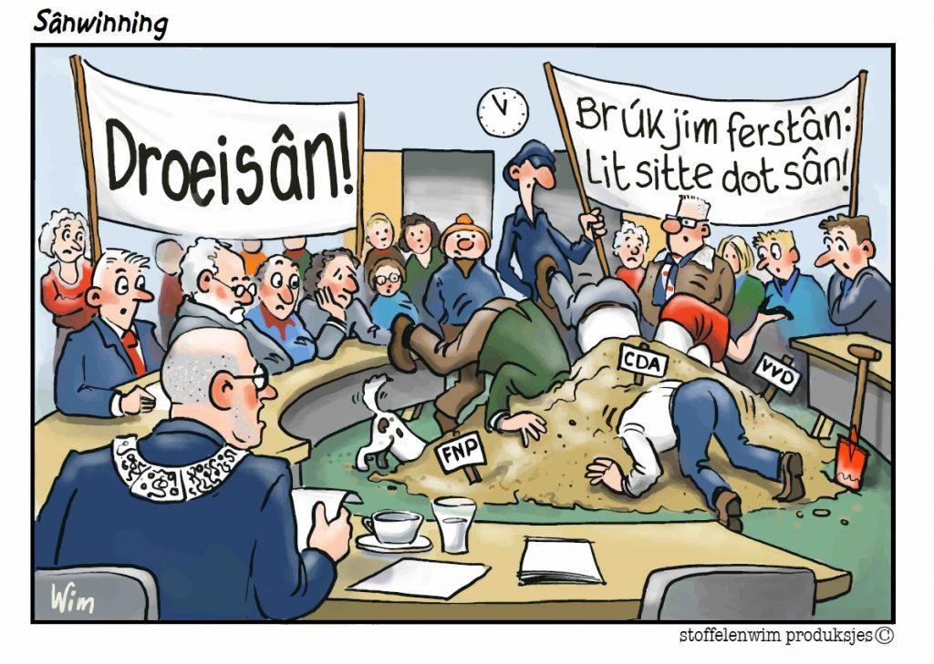 De visie van Wim Swart op de raadvergadering van 28 November.